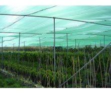 Затіняюча сітка Karatzis 6х50 м 50% зелена