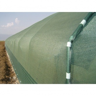 Затіняюча сітка Karatzis 4х50 м 35% зелена