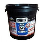 Мастика Budfix битумно-эмульсионная 20 кг