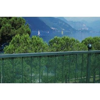 Сітка для огорожі тварин і птахів Tenax C-flex 44x49 мм 1x100 м чорна