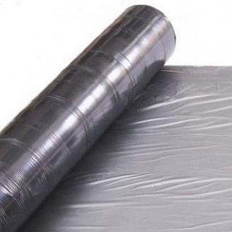 Плівка для мульчування Е1144 25 мкм 1,2x1000 м сріблясто-чорна