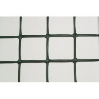 Сітка для огорожі декоративна Tenax Corolla 42x42 мм 1x30 м зелена
