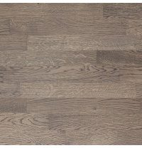 Паркетная доска однополосная Focus Floor Дуб BORA легкий браш серое масло 1800х138х14 мм
