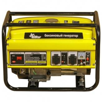 Генератор КБГ-258а 2,5 кВт