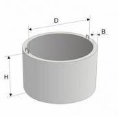 Кольцо для колодца КС 10-9 Евро Завод ЖБИ