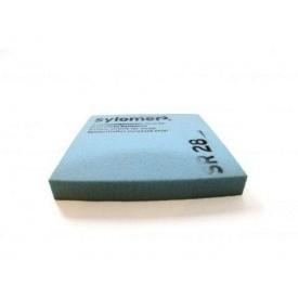 Еластомер SYLOMER SR 28 5000x1500x25 мм синій
