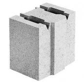 Блок бетонный перегородочный 130х190х188 мм
