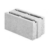 Блок бетонный перегородочный 390х190х188 мм