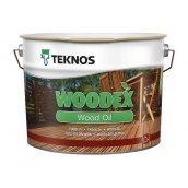 Масло для дерева TEKNOS WOODEX WOOD OIL 0,9 л бесцветный