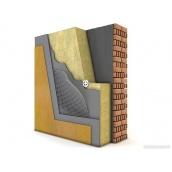 Минеральная вата для утепления фасада Технониколь Технофас Эффект 1200х600 мм