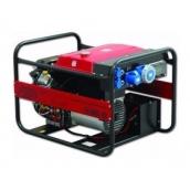 Генератор FOGO FV 8001 ER бензиновий 7,5 кВт