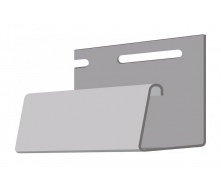 Фасадный J-профиль Docke 3000х30х50 мм агатовий