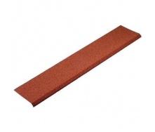 Покрывающий фартук Metrotile 1365x228 мм красный