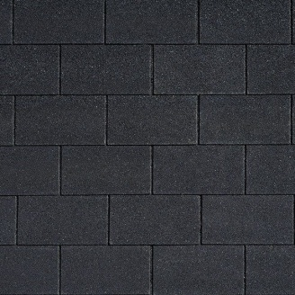 Битумная черепица IKO Monarch™ 336х1000 мм 01 Black