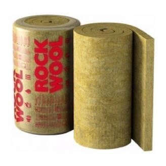 Плита з кам'яної вати ROCKWOOL MULTIROCK ROLL 4500х1000х100 мм