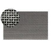 Сітка ткана з нержавіючої сталі 12Х18Н10Т ГОСТ 3826-82 0,7х0,32 мм