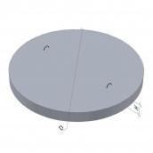 Дно для колодца ПН 10 ТМ «Бетон от Ковальской» 1530х100 мм
