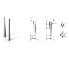 Опора центрифугированная СК 135-12 для ЛЭП 0,4-35 кВ