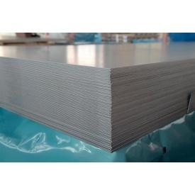 Лист нержавеющий технический AISI 430 BA/PE 0,8x1250x2500 мм