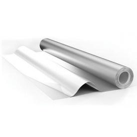 Фольга алюминиевая техническая 100 микрон для саун и бань 8011