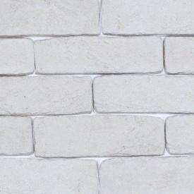 Облицовочный камень Золотой Мандарин Клинкер 210х60 мм бьянко
