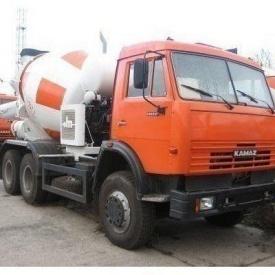 Бетон П3 В40 F200 W8-1 М500 З ТМ «Бетон від Ковальської»