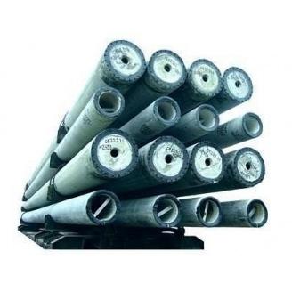 Стойка коническая СК 22.1-2.0 для ЛЭП напряжением 35-110 кВ