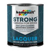 Лак для камня Kompozit STRONG 2,7 л