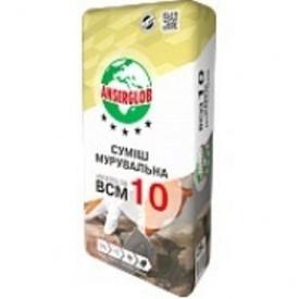 Суміш цементно піщана Анцерглоб ВСМ-10 25 кг