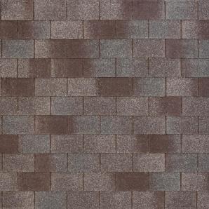 Бітумно-полімерна черепиця Tegola Nobil Tile Лофт 1000х340 мм сіро-коричневий