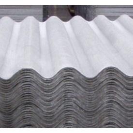 Шифер 8 волн 1,75x1,13 м серый