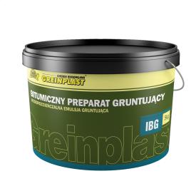 Битумная грунтовка Greinplast IBG 5 кг