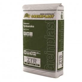 Раствор цементно-известковый Greinplast ZTR 25 кг ручной
