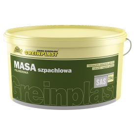 Шпаклівка полімерна Greinplast SAS 17 кг