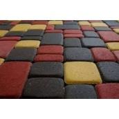 Тротуарная плитка Старый город 60x120x40 мм