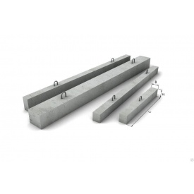 Перемычка железобетонная 10ПБ 21-27 2070х250х190 мм