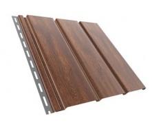 Панель Budmat без перфорации 3 м светло-коричневая