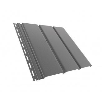 Панель Budmat без перфорации 3 м черная