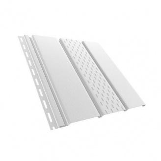 Панель Budmat перфорированная 3 м белая