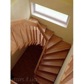 Изготовление легкой лестницы на больцах