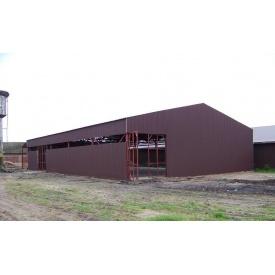 Строительство производственного помещения под ключ