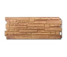 Фасадна панель Альта-Профіль Скелястий камінь 1170х450х20 мм Памір