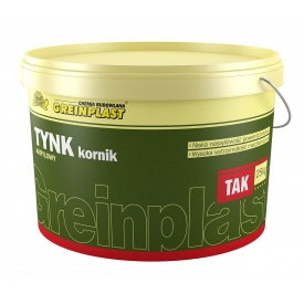 Штукатурка акрилова короїд Greinplast TAK 25 кг
