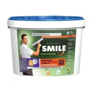 Штукатурка теплоізоляційна SMILE SD-59 0,7 кг