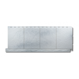 Фасадна панель Альта-Профіль Фасадна плитка 1130х450х20 мм Базальт