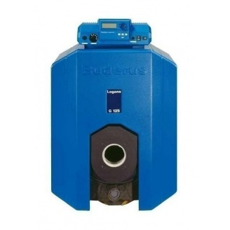 Котел Buderus Logano G125-32 WS без горелки 32 кВт