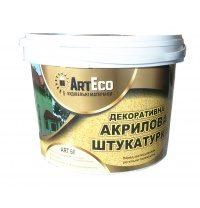 Декоративная штукатурка ArtEco Art-60 акриловая 25 кг белый
