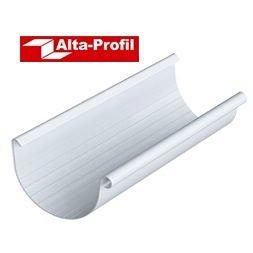 Желоб водосточка Альта-Профиль Элит 125 мм 3 м белый