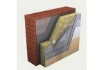 Базальтовый фасадный утеплитель ТехноНИКОЛЬ ТЕХНОФАС ЭФФЕКТ 135 кг/м3 600х1200х100 мм