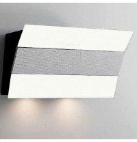 Пристенная вытяжка BEST PLANA White 800х341х950 мм нержавеющая сталь